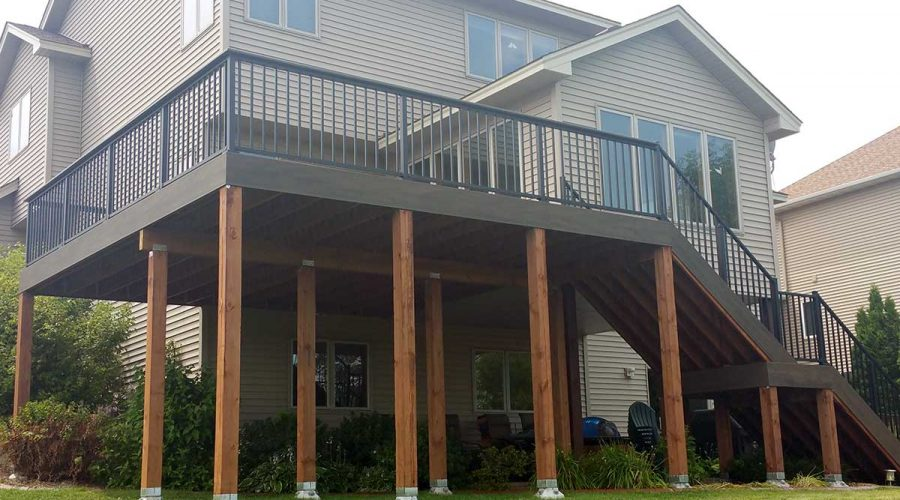 Beautiful New Deck