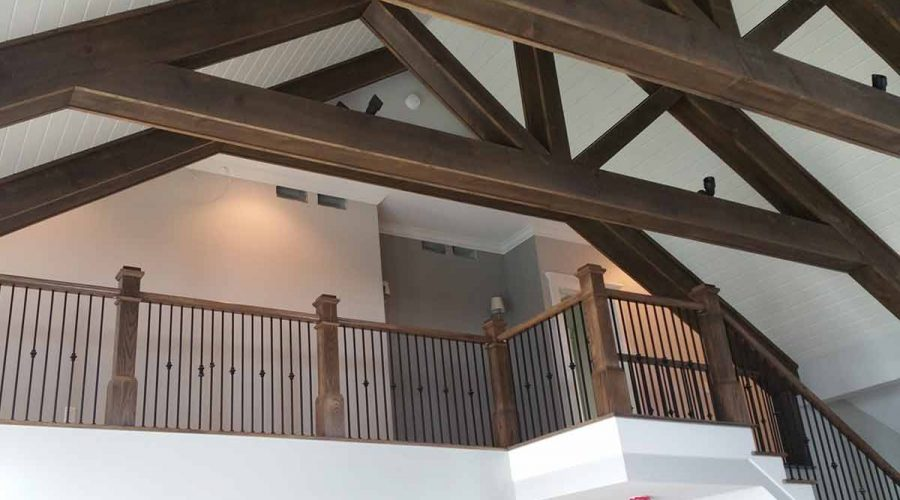 Interior Ceiling Beams
